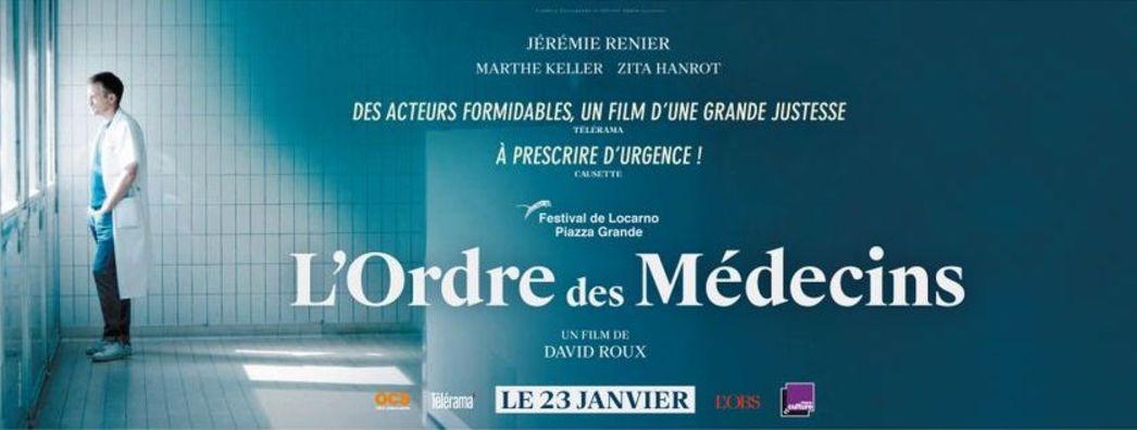Ordre des médecins Film